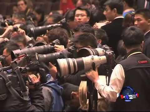 胡锦涛不再担任中共总书记 权力交接开始