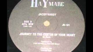 JACSH HARDY- journey to the center of your heart  (_HAYMARC RECORDS_)