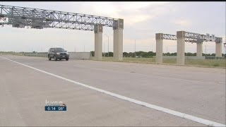 New tollway struggles to find more traffic