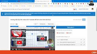 Kiến thức Youtube #7 - Cách đăng video lên giao diện mới của Youtube trên kênh Youtube