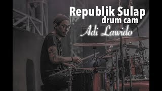 Gambar cover REPUBLIK SULAP - Tony Q Rastarara (drum cam)