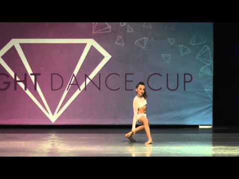 "Marissa Temme open solo ""Affinity""- choreographed by Zoi Tatopoulos"