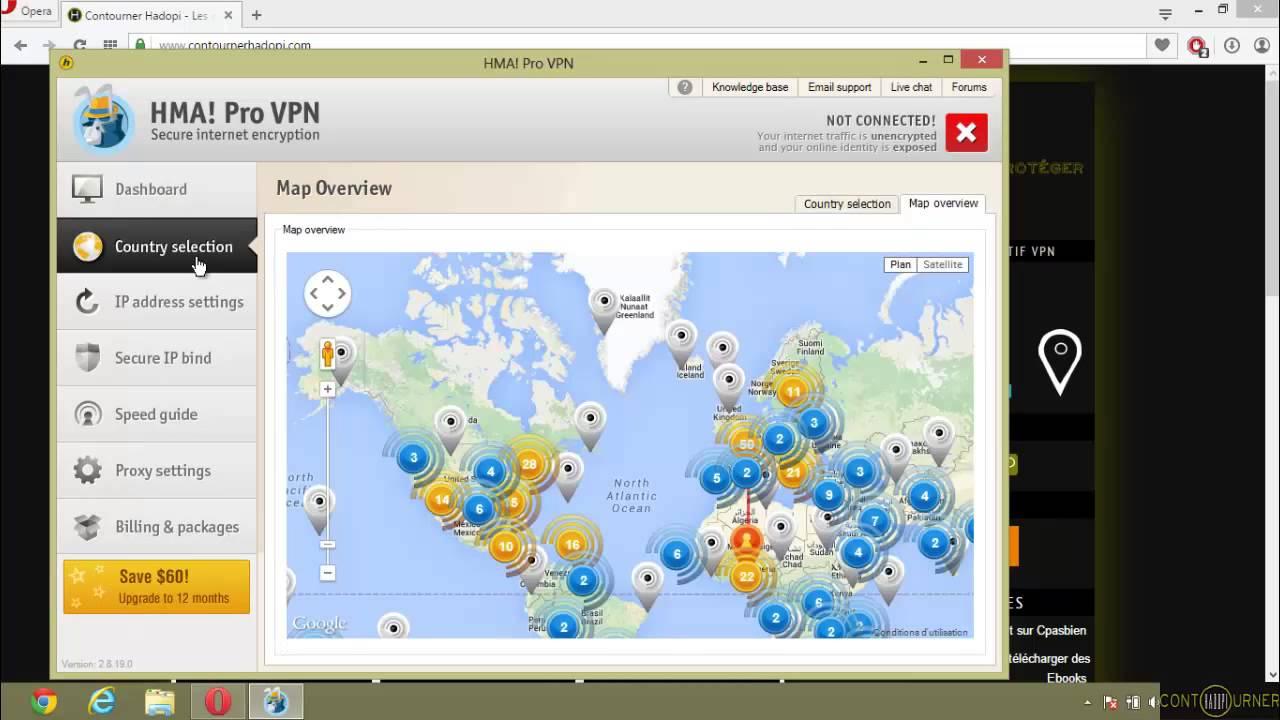 localiser adresse ip google