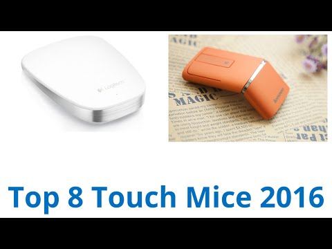 8 Best Touch Mice 2016