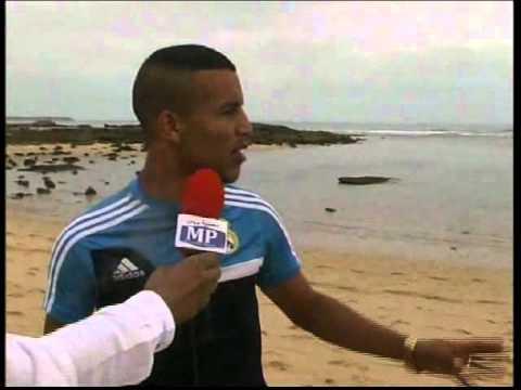 les plages de Mohammedia dans un reportage  2013 SITA EL BEIDA