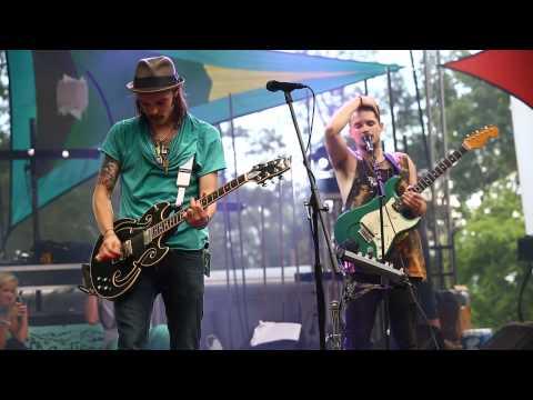 Cherub - Doses & Mimosas - Live @ Wakarusa 2013