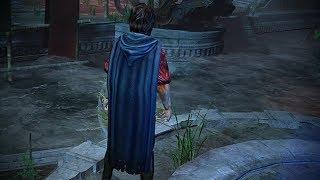 Path of Exile: Cyan Hooded Cloak