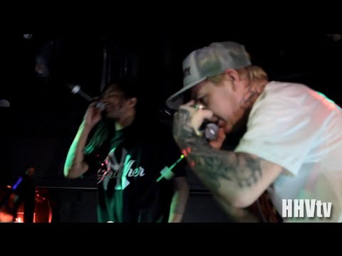 HHVtv - Swollen Members Live in Vancouver (Where It's At Entertainment) HIP HOP VANCOUVER
