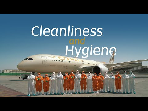 Cleanliness And Hygiene On Our Flights | Etihad Airways
