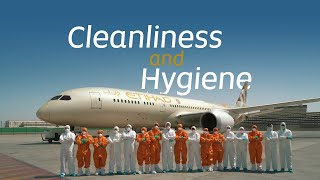Cleanliness and Hygiene on Our Flights | Etihad Ai...
