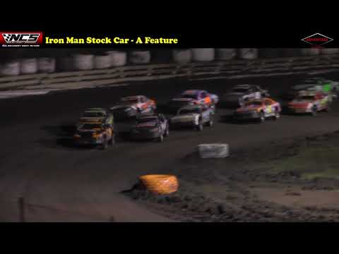 Iron Man Stock Car -- 8/24/17 -- Nobles County Speedway