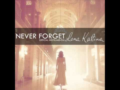 Lena Katina (t.A.T.u.) - Never Forget (Official Instrumental) HQ