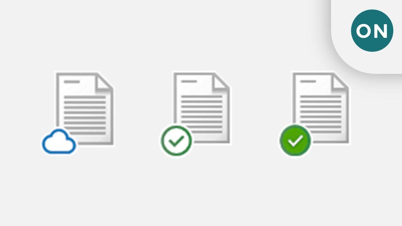Cách Sử Dụng Tính Năng Tệp Của OneDrive Trong Windows 10 - HUY AN PHÁT