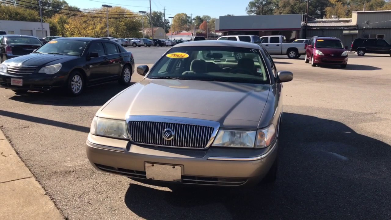 2004 Mercury Grand Marquis Review
