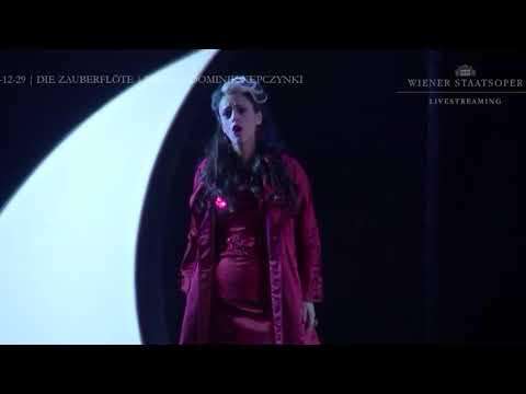 Hila Fahima Ruschin as Queen of the Night in The Magic Flute / Mozart / Vienna State Opera