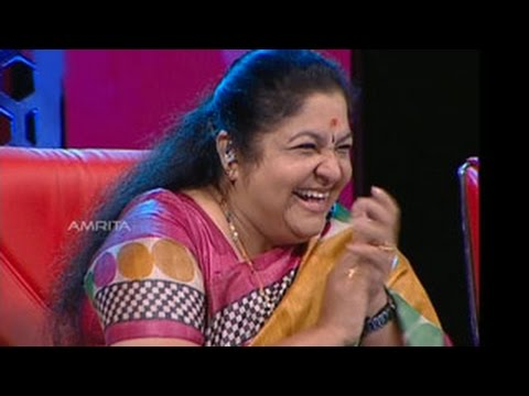 Super Star Junior- 5 | Epi - 74 | song by Rithika, Sonica & Sreenandh | K.S Chithra as Guest