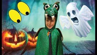 Rinat Chooses a Halloween Costume Ринат выбирает костюм на Хэллоуин