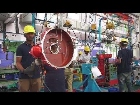 Ashok Leyland Manufacturing Plant - Hosur 1