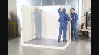 Celltherm Cold and Freezer Rooms