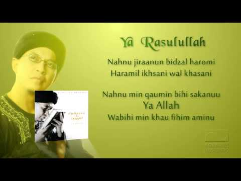 Ustad Jefri Al Buchori   Ya Rasulullah   Official Lyric Video   YouTube