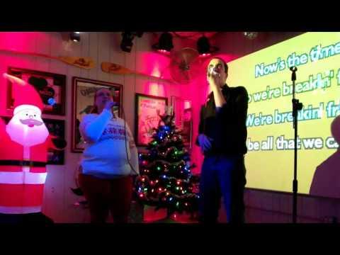 HSM Breaking Free Karaoke