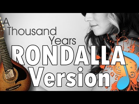 A Thousand Years (Rondalla Rendition) MMMHS SPA Rondalla