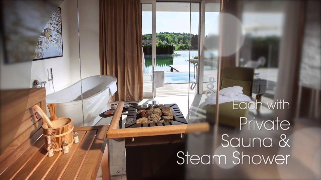 Meine villa mein butler mein badeteich youtube for Mein butler
