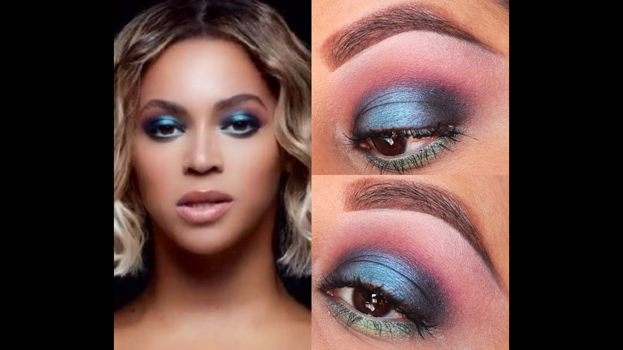 Beyonce Mine Music Video Makeup Look Youtube