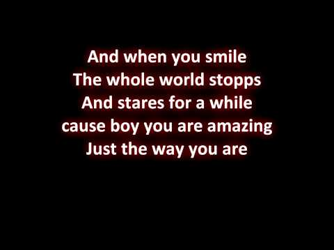 Maddi Jane Just The Way You Are Lyrics