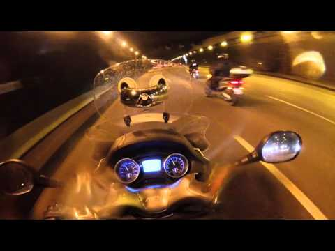 Piaggio MP3 LT 500 ABS/ASR - Day 3 - Retour