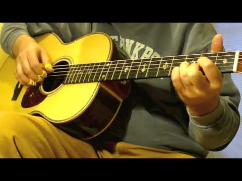You Can Close Your Eyes by James Taylor - Solo Acoustic Guitar