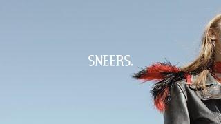 SNEERS. - No Man Is Poetry [Official Video]