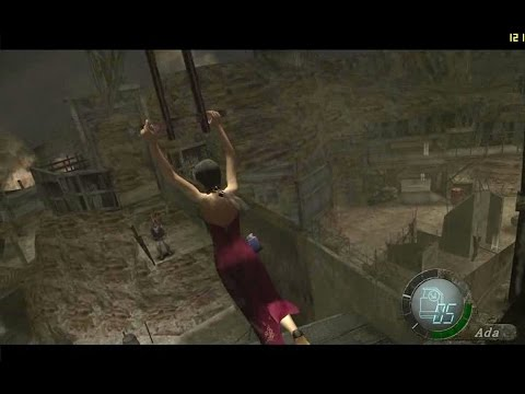 Let's Play RE4: Separate Ways 015 - One Woman Army
