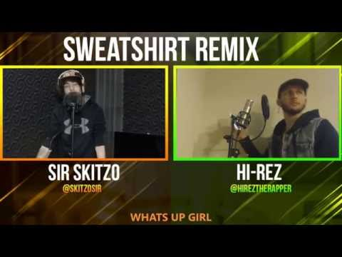 Jacob Sartorius- Sweatshirt (Sir Skitzo x Hi-Rez Remix)