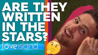 Gerard and Anna's hilarious star sign chat | Love Island Australia 2019