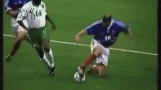 Zinedine Zidane - Cancion - Video