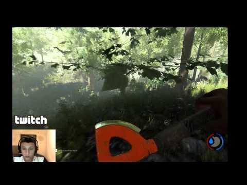 Как найти катану в игре The Forest