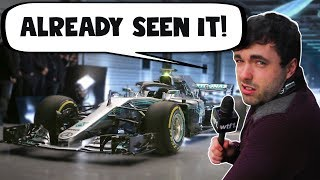 What Actually Happens At F1 Car Launches?
