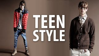 Best Style Tips For Teens | Easy & Affordable Fashion for Students | Alex Costa
