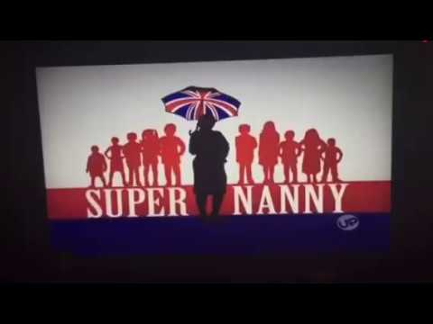 Supernanny USA Intro Theme (Old and Last Theme)