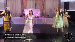 Bridal Sangeet Performance With Bridesmaids | Punjabi Wedding Performance | Bollywood Wedding