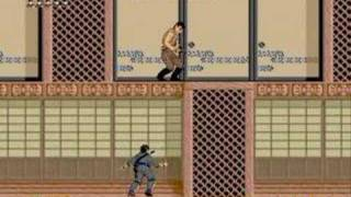 Game | Shinobi arcade gameplay of the last mission and ending | Shinobi arcade gameplay of the last mission and ending