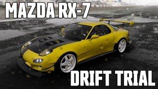 Trying To Drift - Mazda RX-7 - The Crew Wild Run