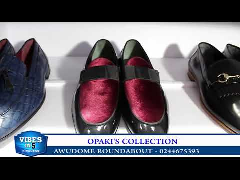 OPAKI'S COLLECTION IS THE BEST BOUTIQUE IN ACCRA