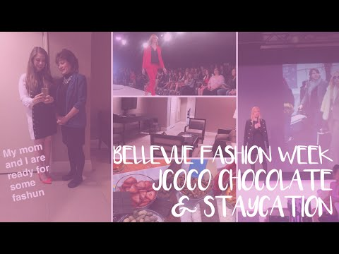 Bellevue Fashion Week, Jcoco Chocolate, & Staycation @ Hyatt Regency Bellevue // hello rigby