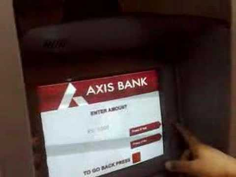 Business Platinum Debit Card - Axis Bank