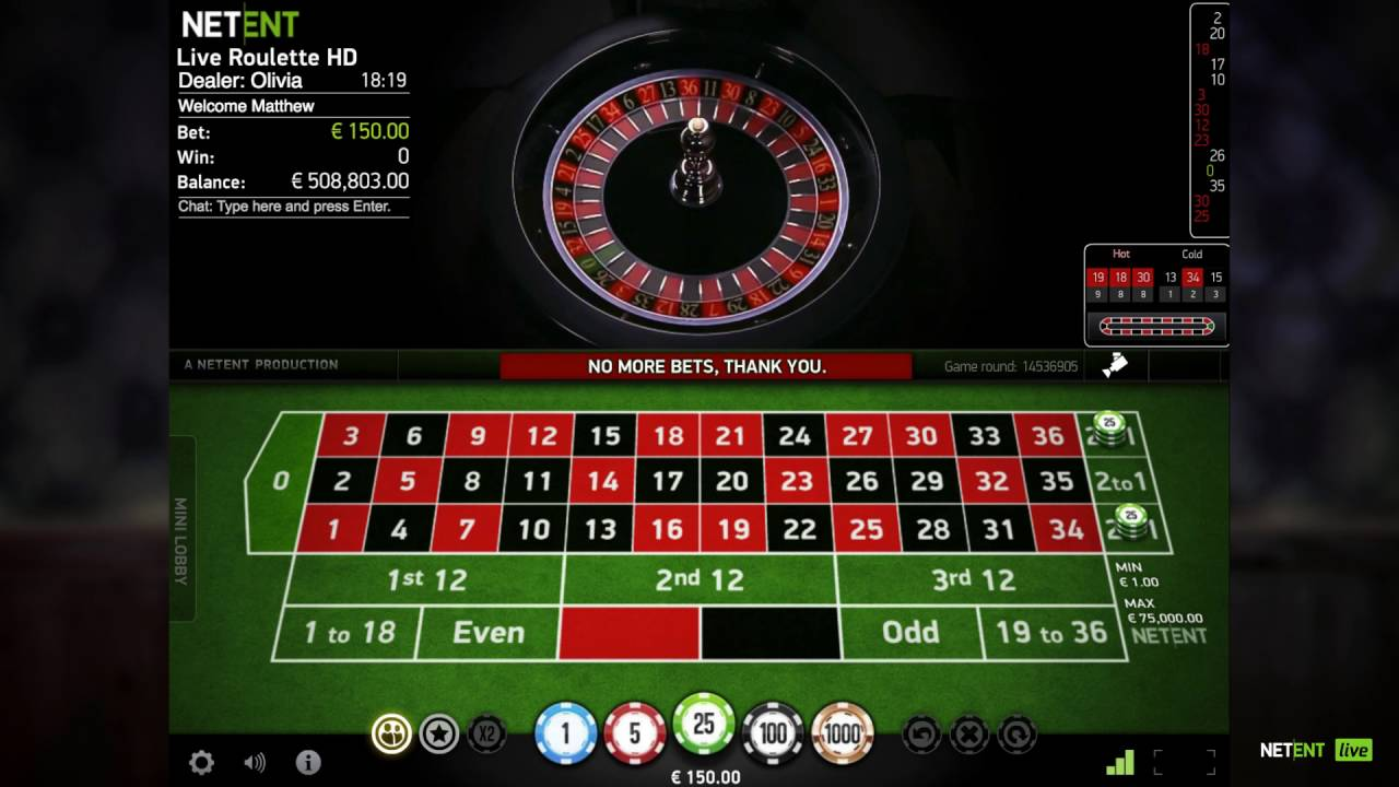 Image result for netent live roulette