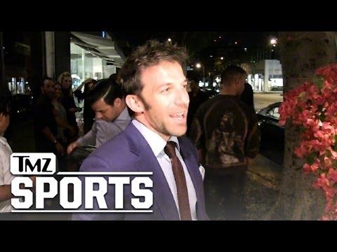 Soccer Stud Alessandro Del Piero- U.S. Soccer Is 'Pretty Good'...Maybe I'll Play Here! | TMZ Sports