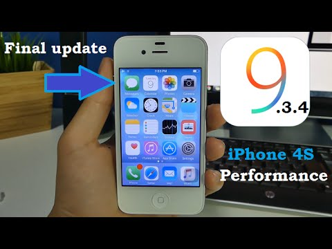 iphone 4 update iphone 4s ios 9 3 4 performance update 10889