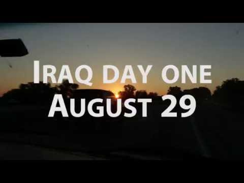 The adventure begins | Traveling to Iraq